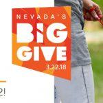 Nevada's Big Give Banner