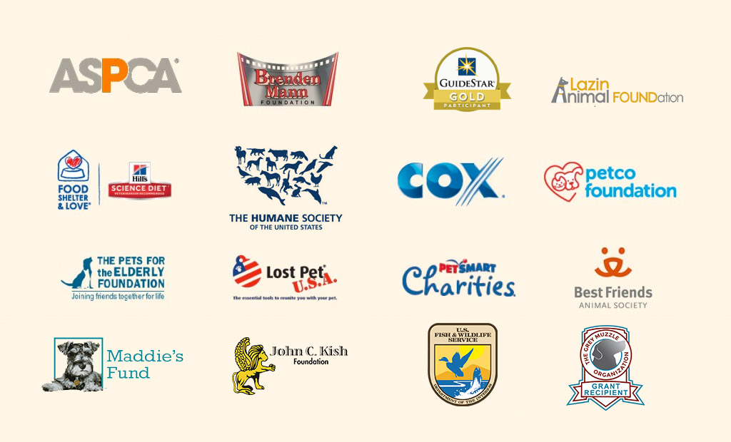 grant supporter logos