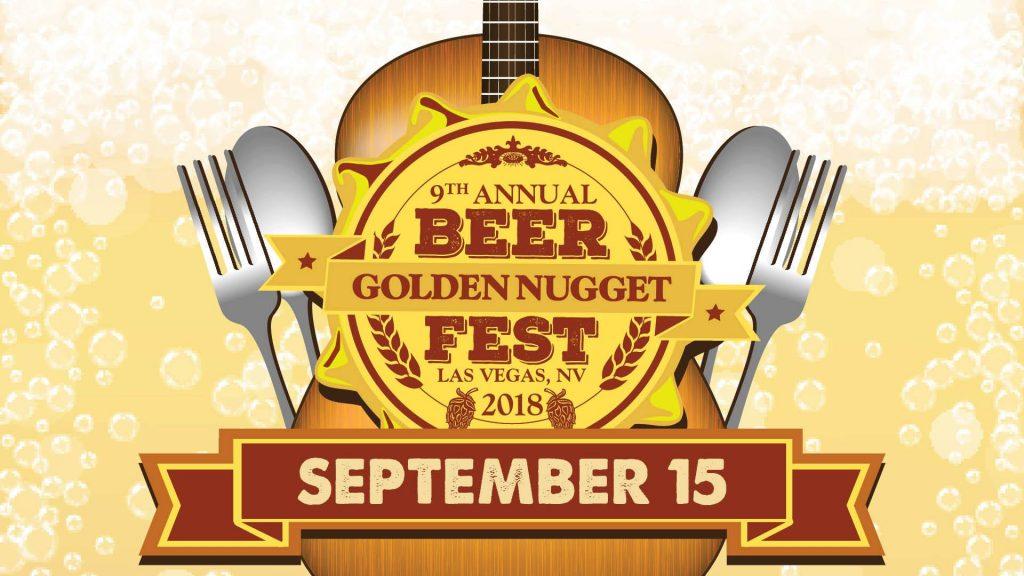 Golden Nugget Las Vegas Beer Fest Logo