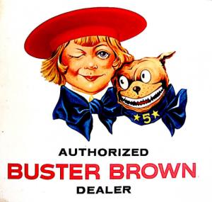 Buster Brown logo